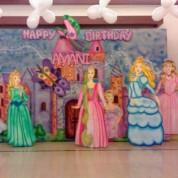 Birthday Party Decorations Princes
